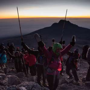 Briefly_in_English_karuselli/Kilimanjaro-TK