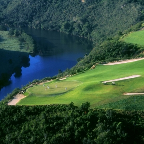 GOLF/Dominikaaninen/9-holes-Chavon
