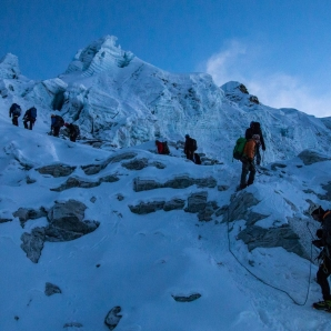 Nepalin vaellusmatka: Everest Base Camp ja Island Peak (6 189 m)
